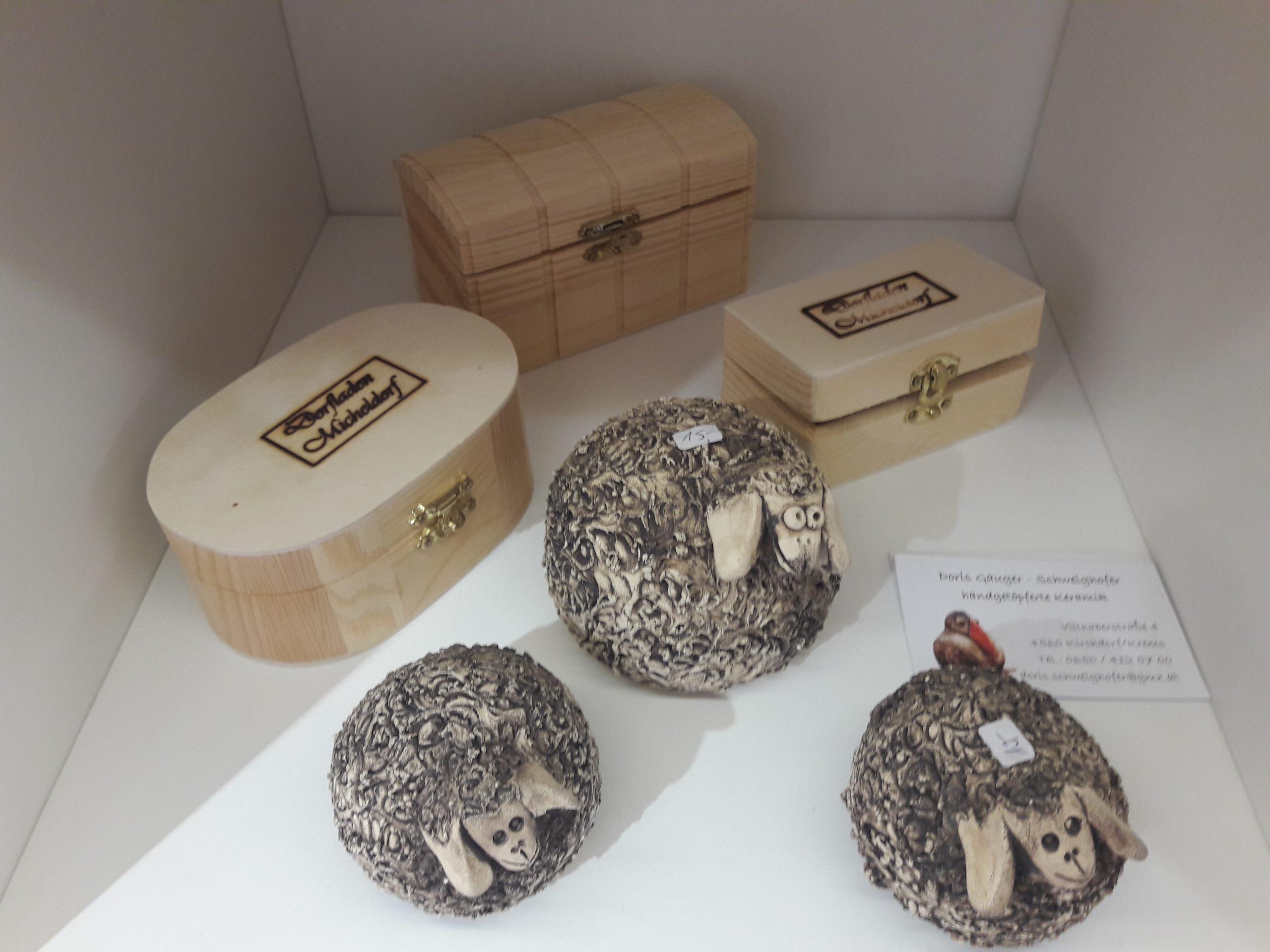 handgemachte Keramik